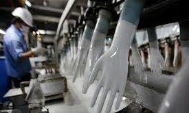 تولید انواع دستگاه تولید دستکش صنعتی