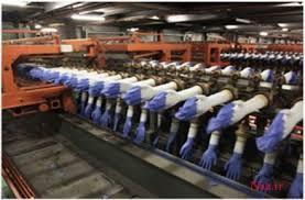تولید انواع دستگاه تولید دستکش یزد