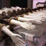 خریدار دستگاه تولید دستکش خانگی
